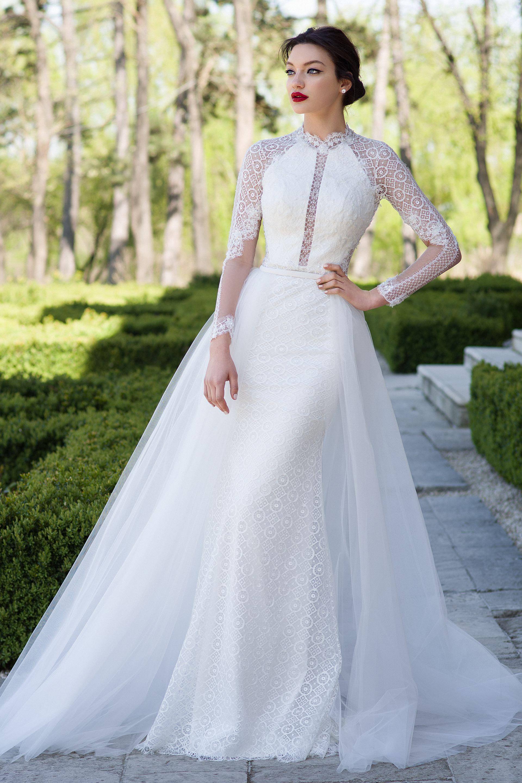 Povestea Rochiei De Mireasa Marie Ska In The City Of Fashion