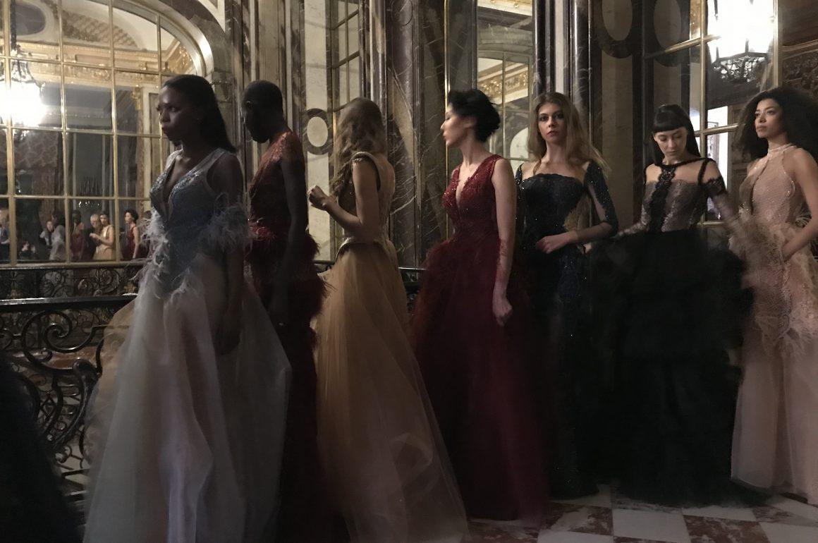 CRISTALLINI Paris Fashion Week FW18/19 1